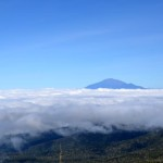 Kilimanjaro - above the clouds