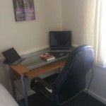 one of the requests we were able to help with - getting a teenager a desk and chair for his room to let him study
