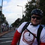 Pedal 4 Paul - the legend that is Danny Byrne.  taking part in Pedal 4 Paul.