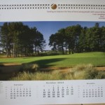 wonderful Chas Ambrose donates calendars for us to sell