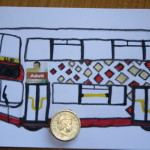 Pound Pics - long before we were Charity of the Year on the buses one of our supporters did this one!