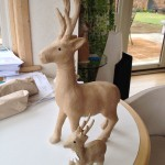 Sponsor one of our Reindeer - £200 for the bigger size shown here and £50 for the little one