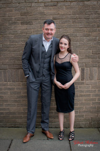 Hosts of our show - Grant Stott and Samantha Bradley